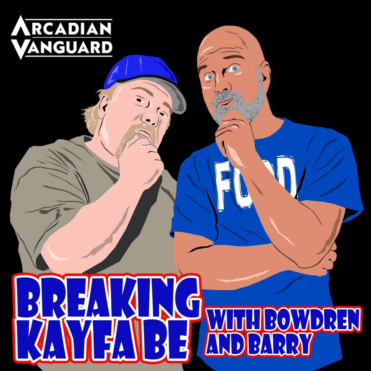 Breaking Kayfabe with Bowdren and Barry